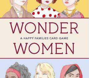 Wonder Women – a Feminist card game