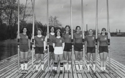 Women in Sport: The 1976 Yale Women's Rowing Team