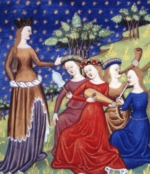 Medieval Female Troubadours