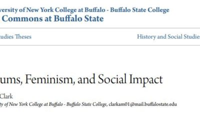 Girl Museum Featured in Master's Thesis on Feminism in Museums