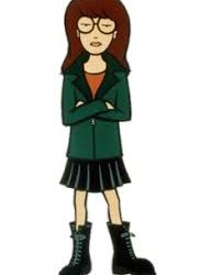 Girls with Glasses: Daria