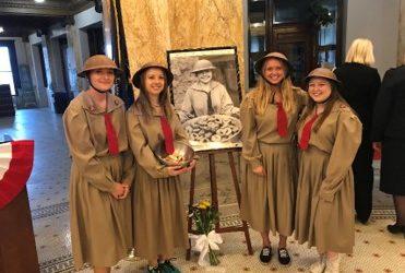 Honoring the Doughnut Girls