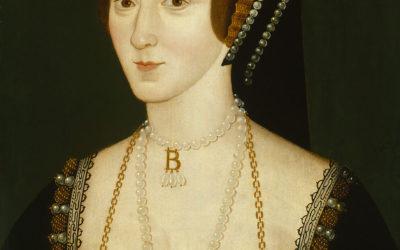 The Secret Lives of Tudor Women — Anne Boleyn