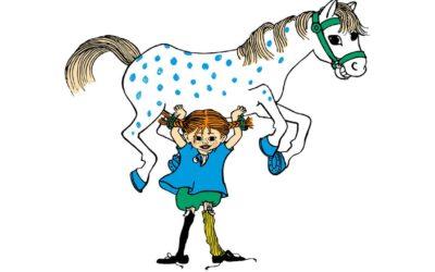Heroines: Pippi Longstocking