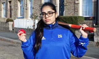 Britain's First All-Asian Girls' Cricket Team