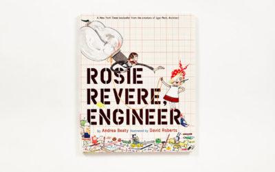 Book Review: Rosie Revere, Engineer