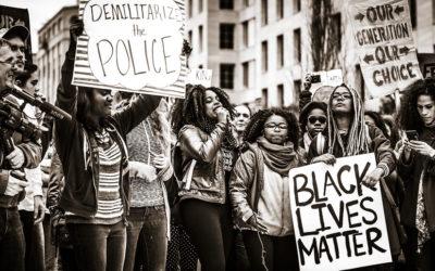 No Time for Fear: Juneteenth and #BlackLivesMatter
