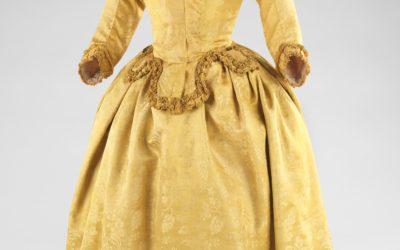 An 18th Century Girl's Dress