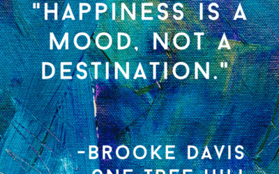 Prefects Rant: Happiness is a Mood, not a Destination