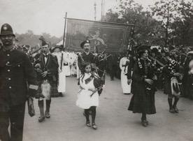 Bessie Watson: Scottish Bagpiping Suffragette