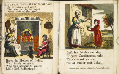 Fairy Tale History: Red Riding Hood