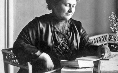 An unorthodox choice: Maria Montessori