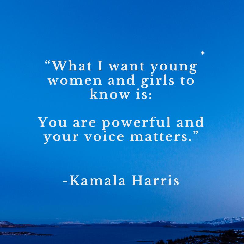 Kamala Harris quote