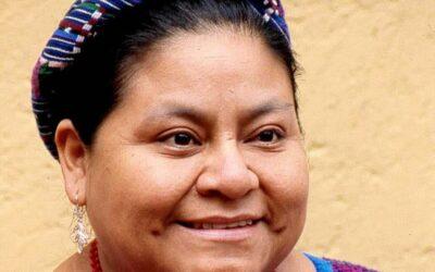 Rigoberta Menchú Tum, Guatemalan activist