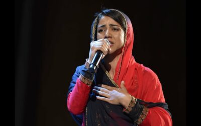 Sonita Alizadeh: Anti-forced marriage campaigner and rapper