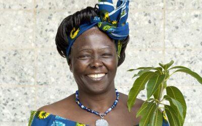 Wangari Maathai: Kenyan Environmentalist
