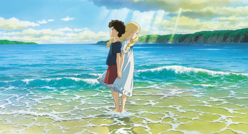 still from Studio Ghibli's When Marnie Was There