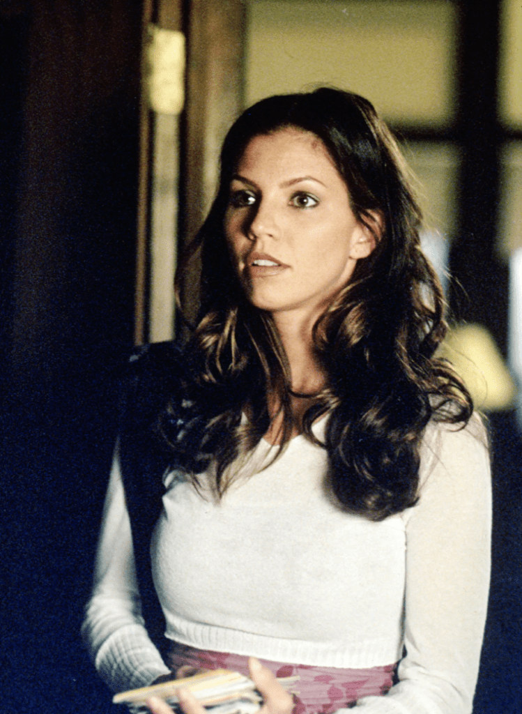 Charisma Carpenter in Angel