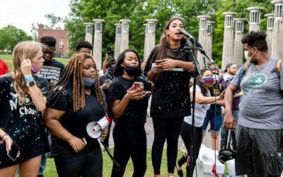 The Nashville Six: #BlackLivesMatter Sparks Nashville Protest