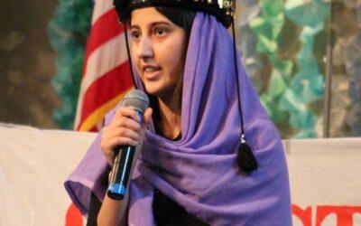 Risking Life for Education: Nibras Khudaida