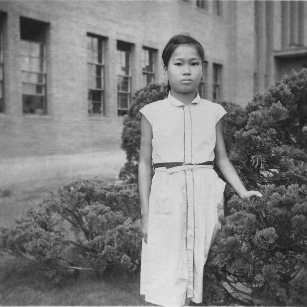 Sadako at the hospital