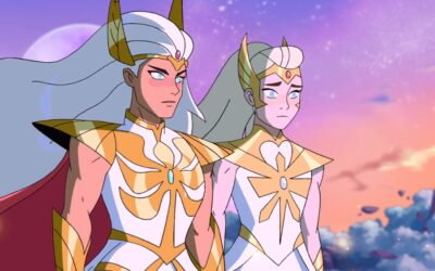 Presentations of Female Strength in She-Ra and the Princesses of Power (2018)