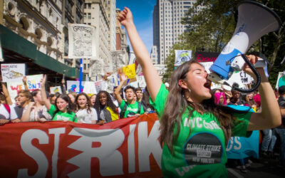 Marching for Climate: Xiye Bastida