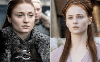 Girls of Game of Thrones: Sansa Stark