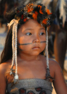 Indigenous Girls in the West