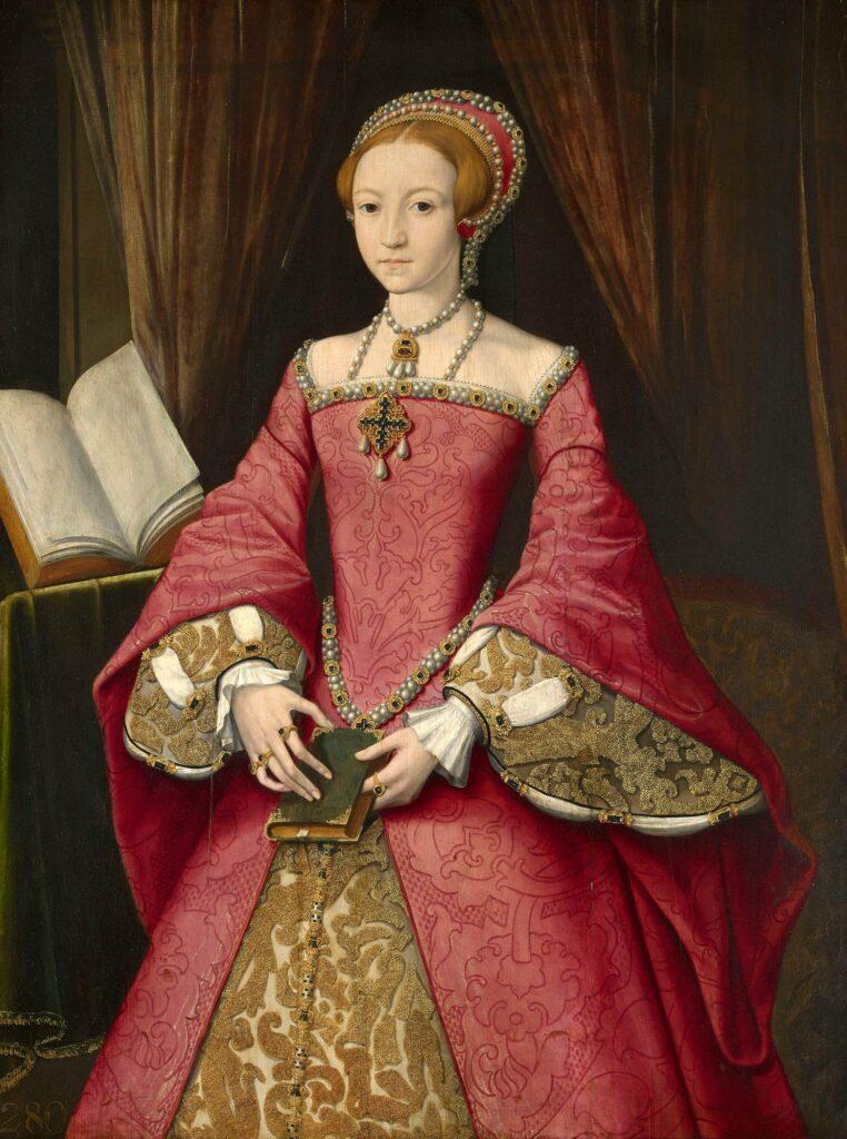 Elizabeth I as a princess