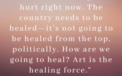 Art can Heal